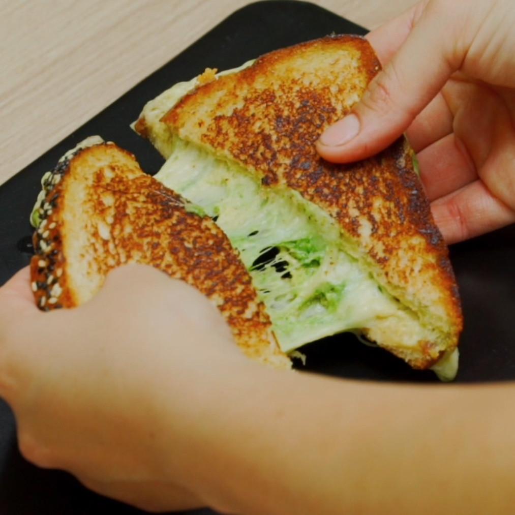 Sandwich Pesto